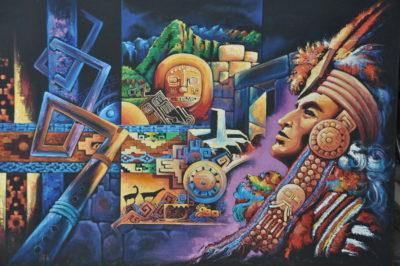 Peru spiritual trip